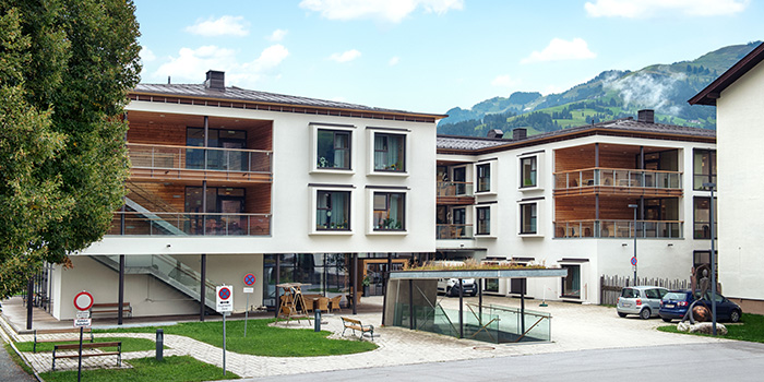 Kirchplatz 9, 6365 Kirchberg in Tirol, Österreich
