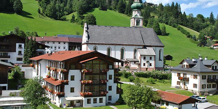 Kirchen 400, 6311 Oberau, Österreich